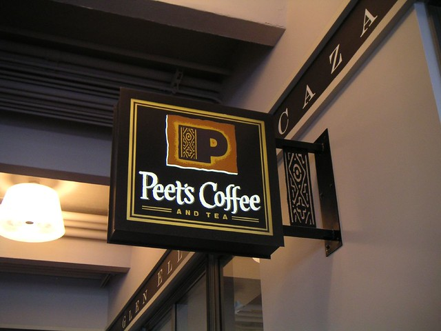 Get Yourself A Coconut Black Tie At Peet's Coffee