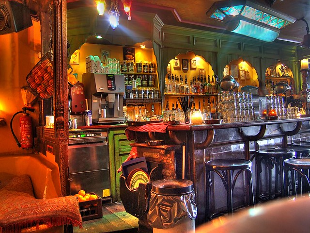 3d Fall Ceiling Wallpaper Rokerij Coffee Shop Amsterdam 2006 For A Picture And A