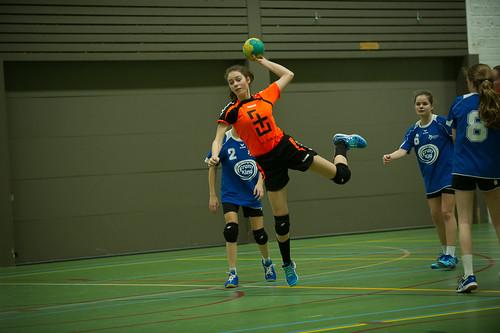 MIC DC1 - Handbal Venlo DC1 4-3-17