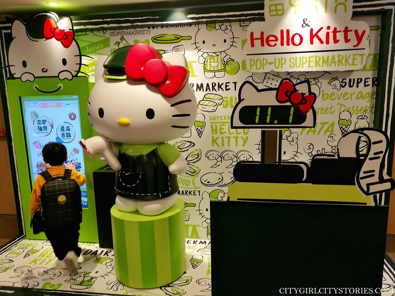 City Girl City Stories: YATA & Hello Kitty Supermarket