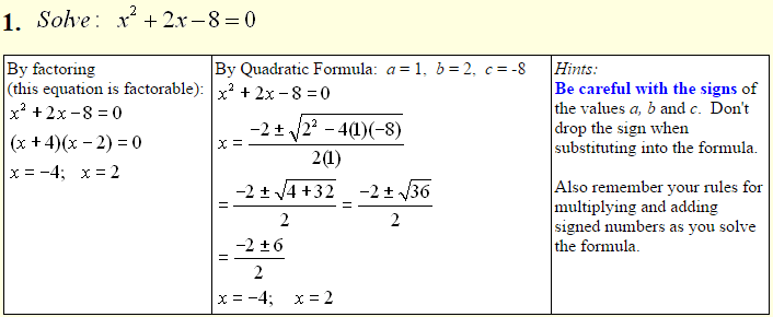 Quadratic Formula-3