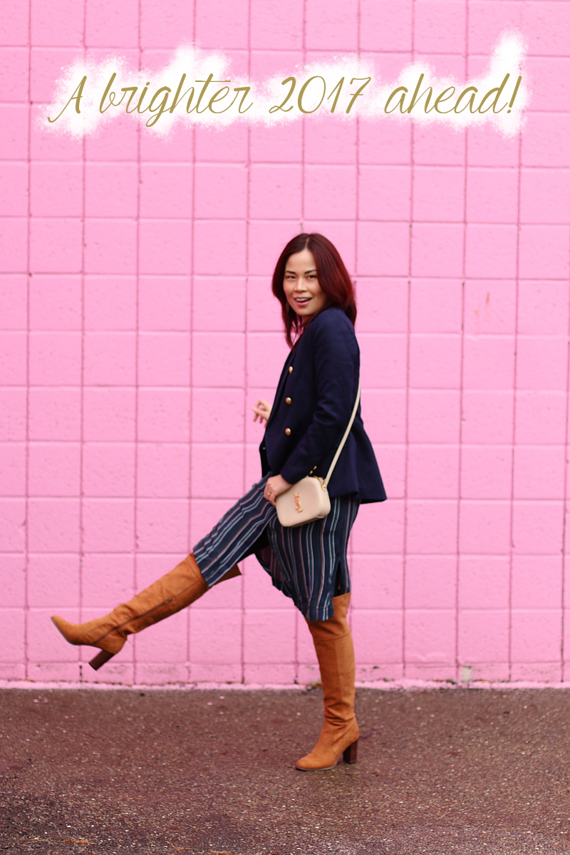 banana-republic-blazer-theory-stripes-dress-ysl-bag-reports-otk-boots-1