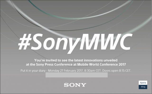 Sony-MWC-2017-invitacion