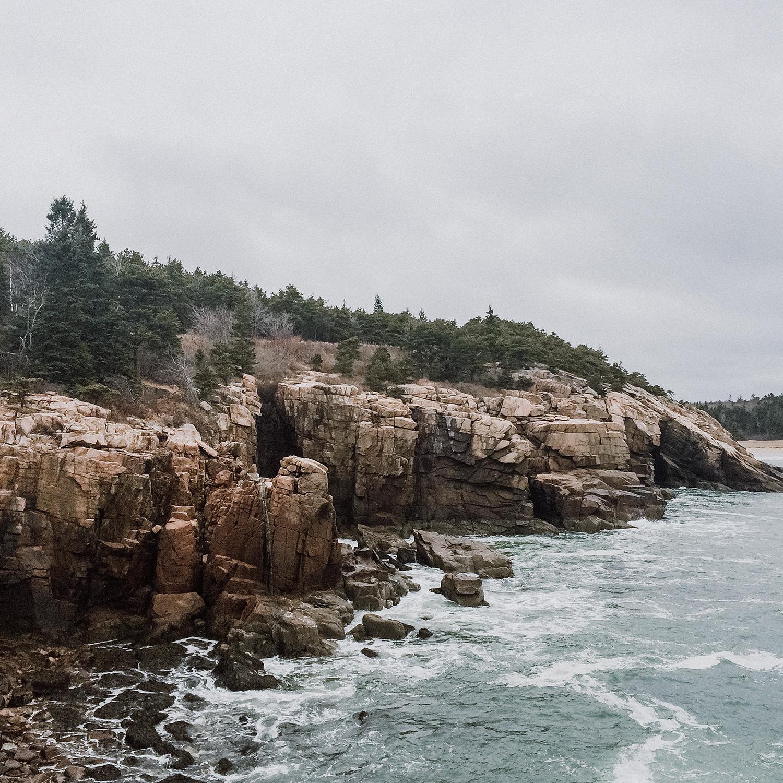 Acadia National Park, Maine // Zi Nguyen Photography