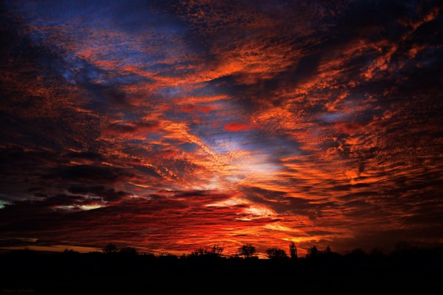 Sunset Cloud Porn