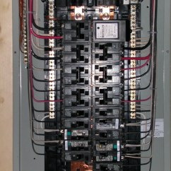 Ge Stove Wiring Diagram Rs485 Electrical Closeup | Siemens 30/40 150a Main Breaker Panel. … Flickr