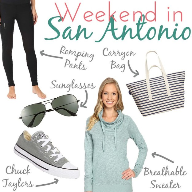 Weekend in San Antonio
