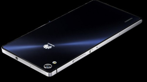 El Huawei P7, sería el teléfono inteligente en ser lanzado junto a la nueva red 4G.