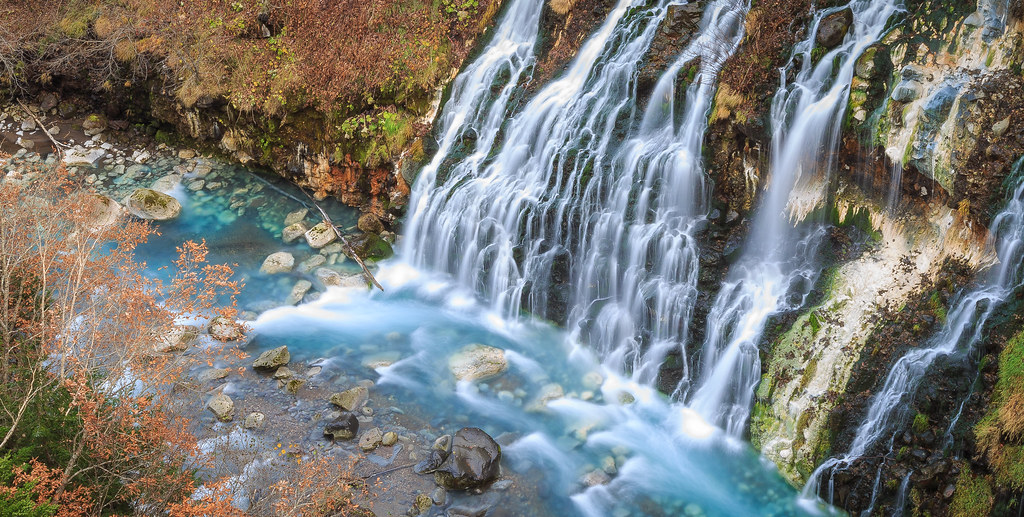 Fall Wallpaper Japan Shirahige Falls Gilad Rom Flickr