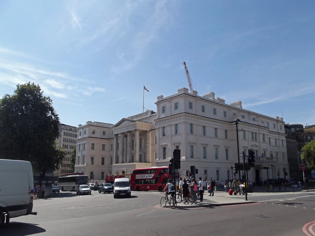 The Lanesborough Hotel formerly St Georges Hospital  H