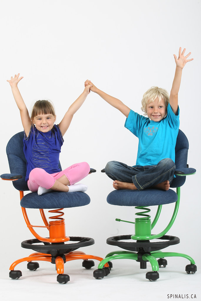 posture promoting chair diy upholstery adjustable children and kids chairs to promote better post flickr spinalis basic series in canada