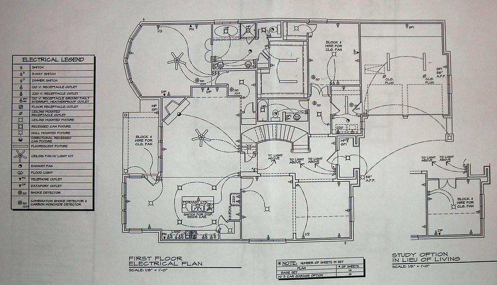 Wiring Plan For House