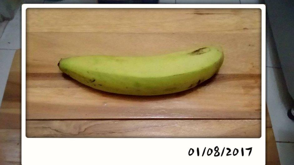 Pisang (bahan smoothies pisang)
