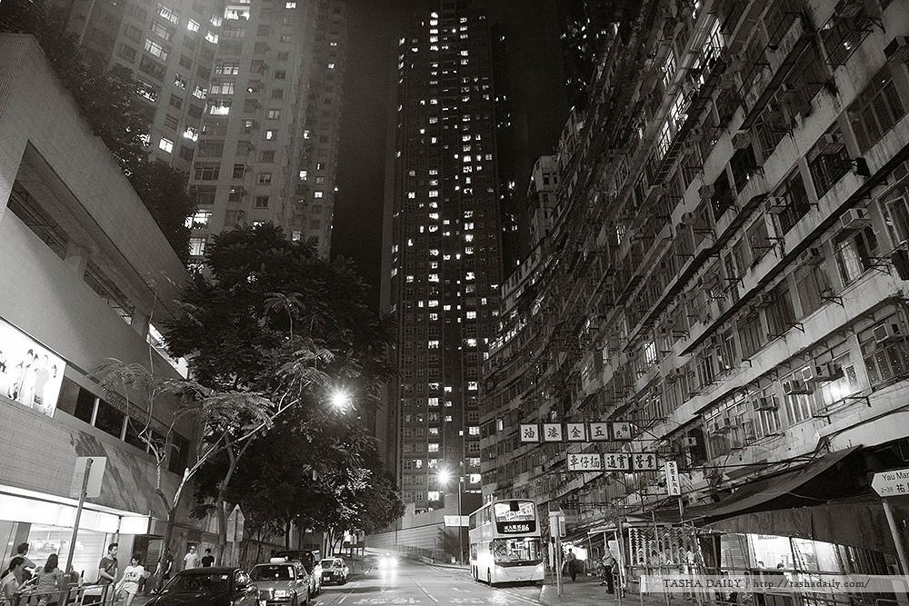 香港主題攝影︱怪獸大廈 鰂魚涌海山樓.走進變型金鋼電影場景 - 【Tasha】日旅時光