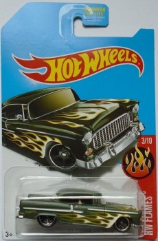 Kmart exclusive Hot Wheels Hot Wheels '55 Chevy