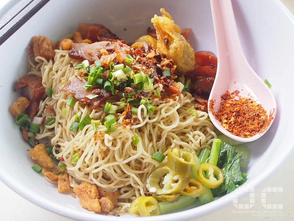 Image result for thai wanton mee