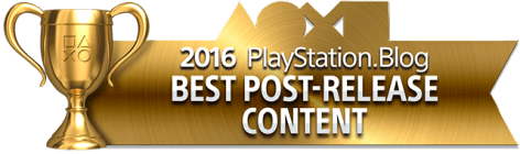 Best Post-Release Content - Gold
