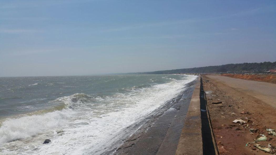 Bãi biển dự án đất nền Phan Thiết