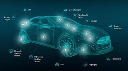 EL mercado de los vehículos autónomos atrae a los fabricantes de procesadores como Intel y ahora a Mediatech,