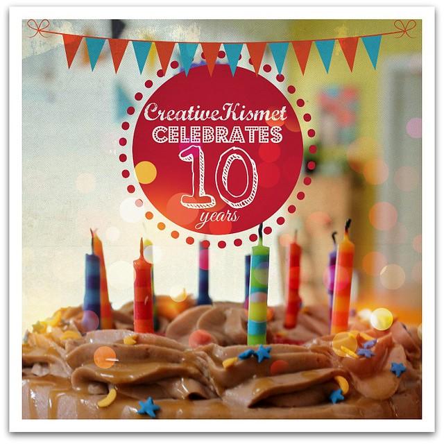 Creative Kismet Celebrates 10 years