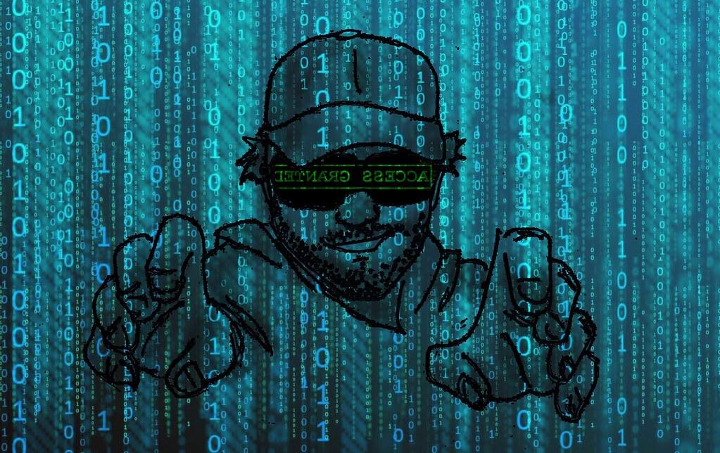 Hacker 3d Wallpaper Cybercrime To Attribute Please Link To Www Comparitech