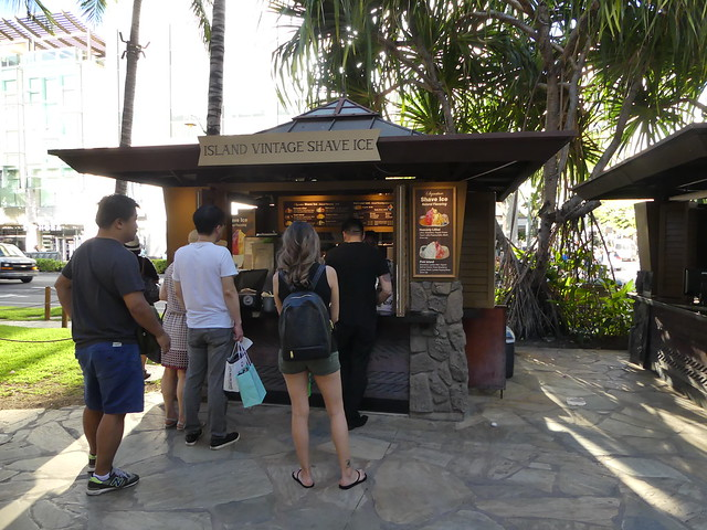 Things to do in Oahu: Try shave ice