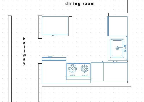 kitchen plans 60 inch table the basic of our small mouse flickr by not martha