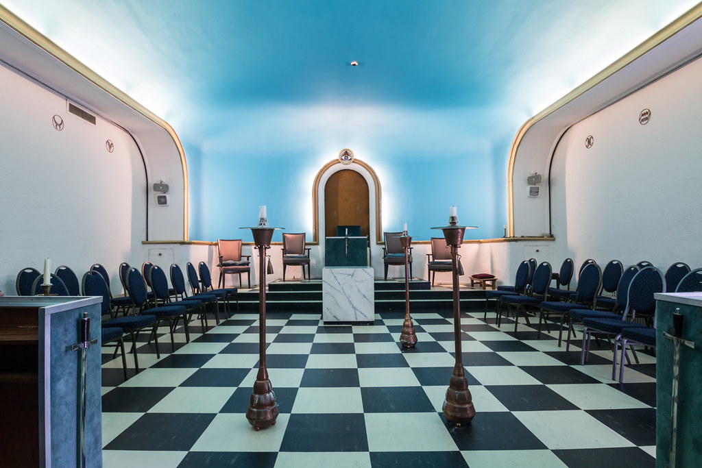 Masonic Temple In Amersfoort The Netherlands Masonic