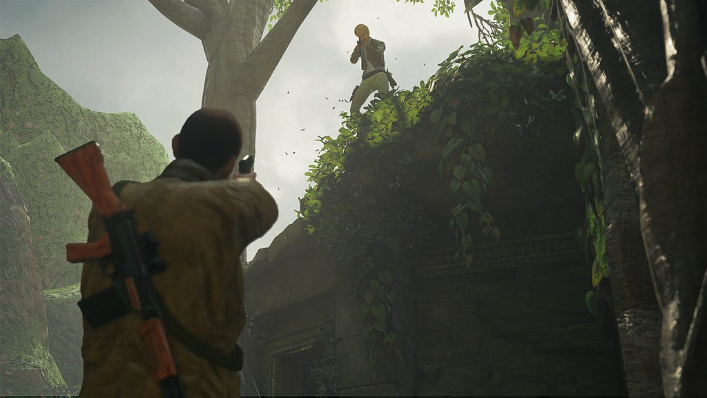 Uncharted 4: A Thief's End - Multiplayer Reveal Trailer 5