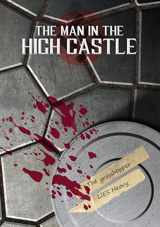 The Man in the High Castle poster design
