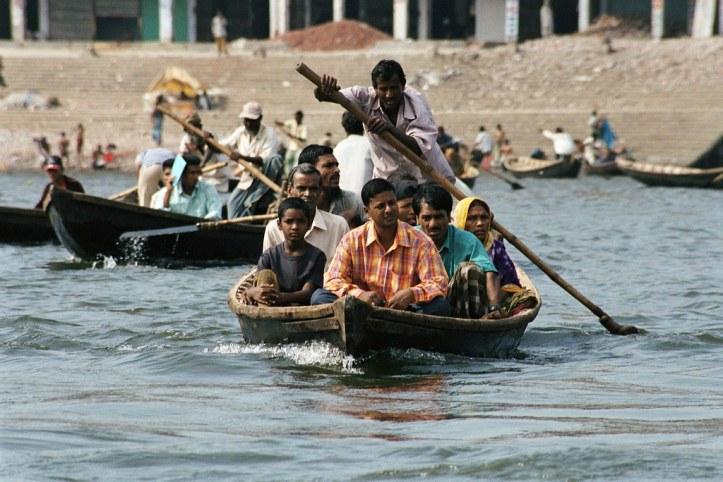 孟加拉。水資源。 Scott Wallace / World Bank(CC BY-NC-ND 2.0)