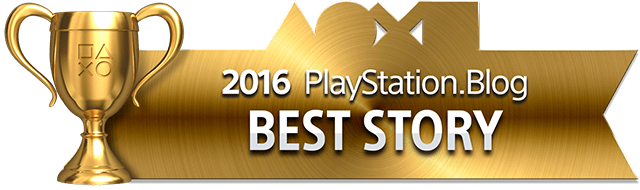 Best Story - Gold