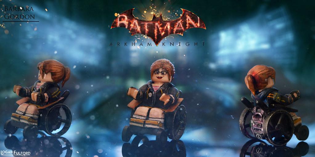 Batman Arkham Knight  Barbara Gordon  Oracle  This is