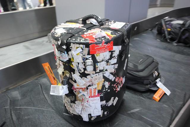 World traveller luggage !