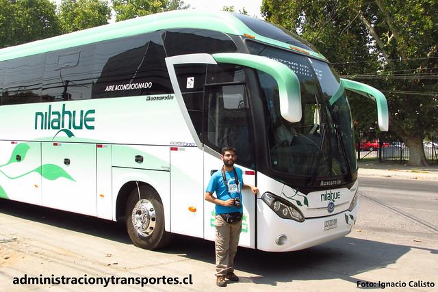 Ariel Cruz & Buses Nilahue