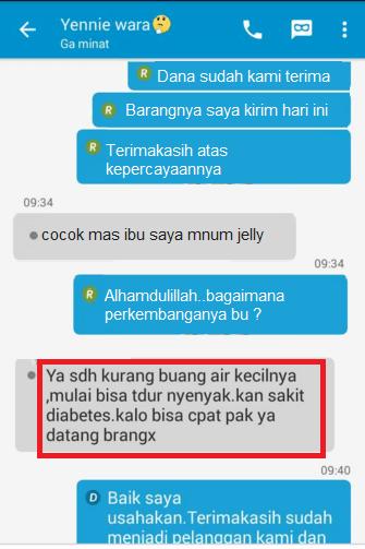 Penyebab Penyakit Gula Kering