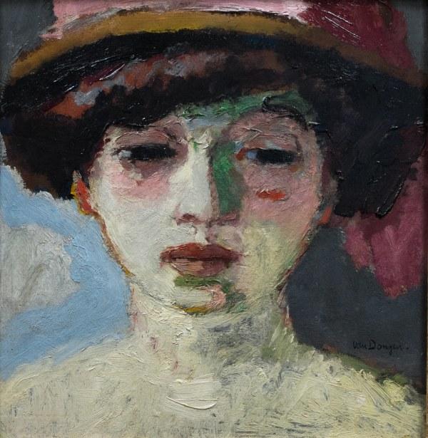 """Kees Van Dongen 1877-1968 """"portrait De Fernande Olivier"""