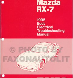 automanualsrepair mazda rx7 wiring diagram manual by automanualsrepair [ 788 x 1024 Pixel ]