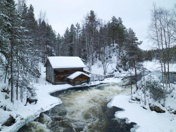 Laponia en Finlandia