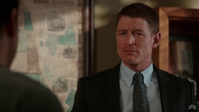 Philip Winchester on Chicago Justice