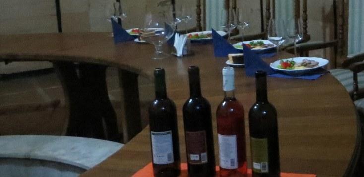 Meniu, vin și sală de degustare la Milestii Mici, Moldova