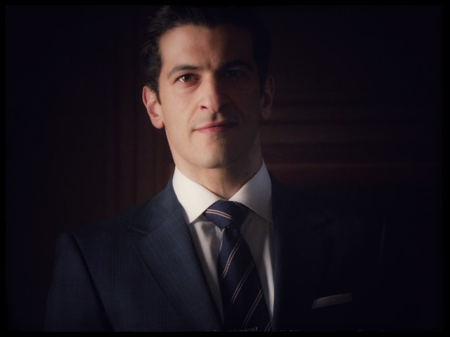 Simon Kassianides in Agents of SHIELD