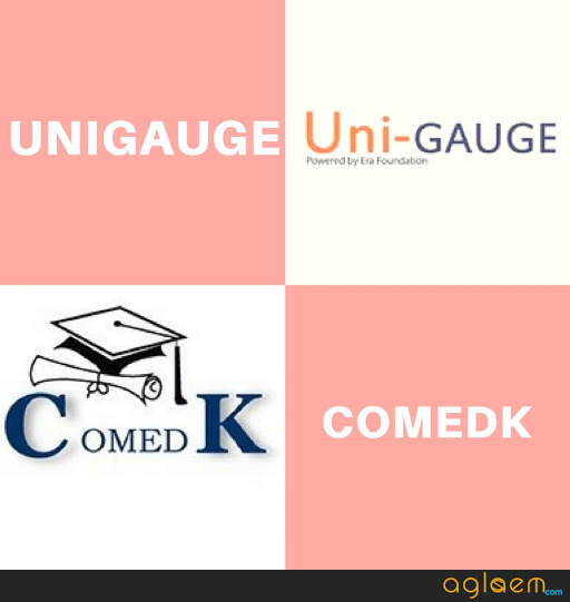 COMEDK and UNIGAUGE Difference