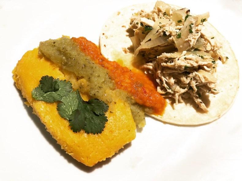 Tamales. Chef koketo