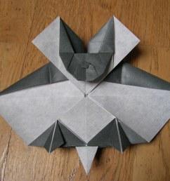 tessellation bat creator anna kastlunger diagram here 3d origami fat penguin instructions 3d origami naruto [ 1024 x 768 Pixel ]