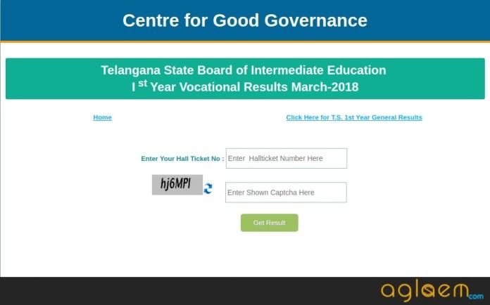 Telangana 12th Results