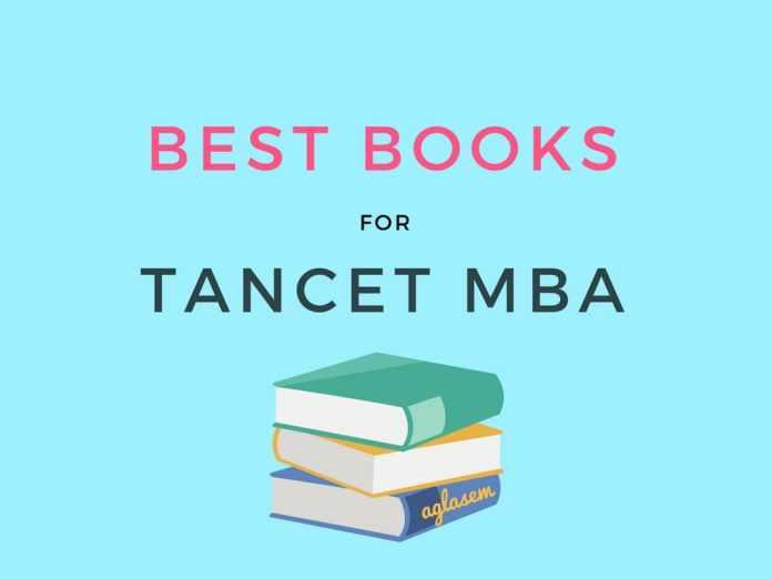 TANCET MBA Books