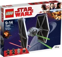 Packaging of the NEW LEGO TIE-Fighter | Pack shot of my ...