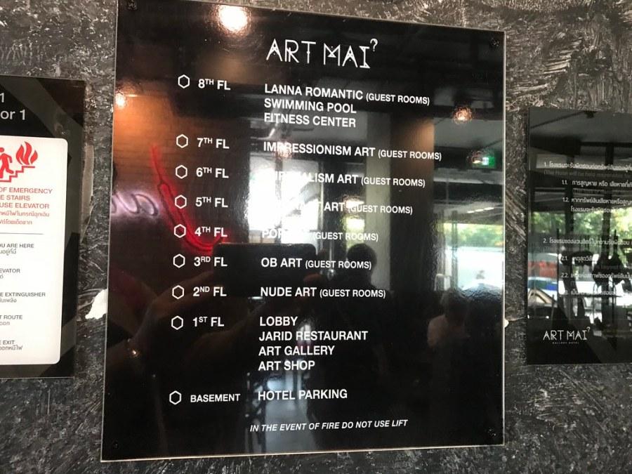 Art Mai Gallery Nimman Hotel,art mai gallery nimman hotel chiang mai,art mai gallery nimman hotel chiang mai by compass hospitality,尼曼區,尼曼藝術畫廊飯店,泰國住宿,泰國飯店,清邁住宿,清邁飯店 @VIVIYU小世界