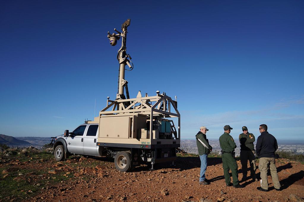 San Diego Technology Demo  US Border Patrol agents and De  Flickr